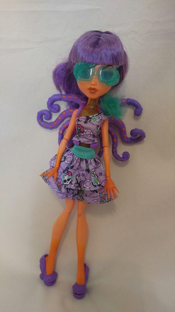 Monster High Inner Monster Doll LOT #Mattel