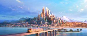 Zootopia (location) - Disney Wiki - Wikia