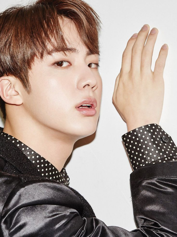 Jin - BTS - GQ Korea Dec 2016