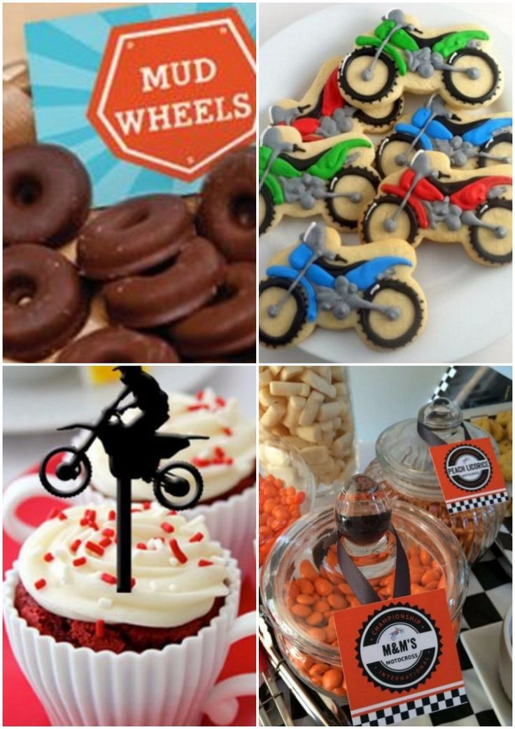 Préférence Best 25+ Motorcycle birthday parties ideas on Pinterest  RF62