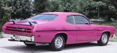 .1970 Plymouth Duster 340