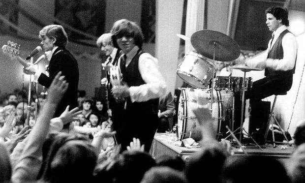 Stevie Wright was the prototype rock frontman despite his demons
