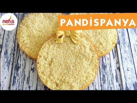 Yumuşacık Pandispanya Yapımı - Kek Tarifleri - Nefis Yemek Tarifleri - YouTube