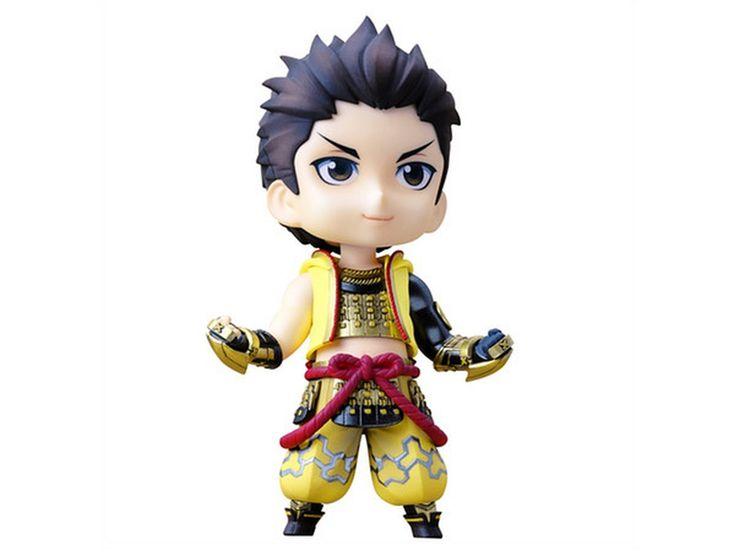 Chara-Forme #005 Tokugawa Ieyasu Figure Sengoku Basara 4 Capcom Licensed New