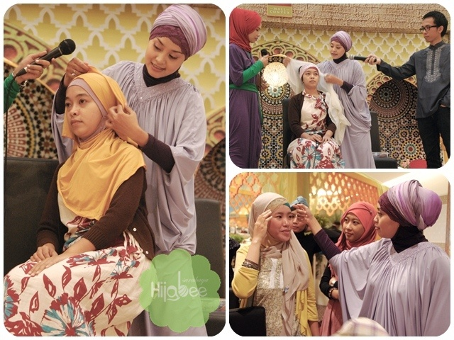 Cara Memakai Jilbab Pada Wajah oval | Cara Memakai Jilbab
