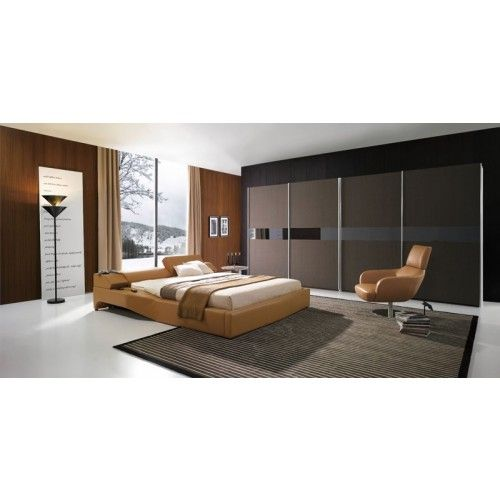 Vig Furniture   Tetra   Modern Leather Bed   VGWCTETRA | Great Furniture  Deal | *sexybed | Pinterest | Deal, Beds And Leather
