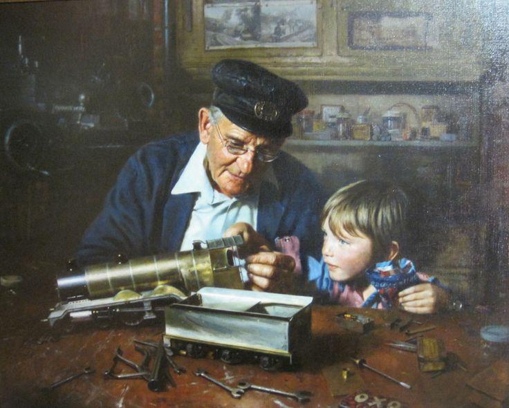 Grandpas workshop - David Shepherd