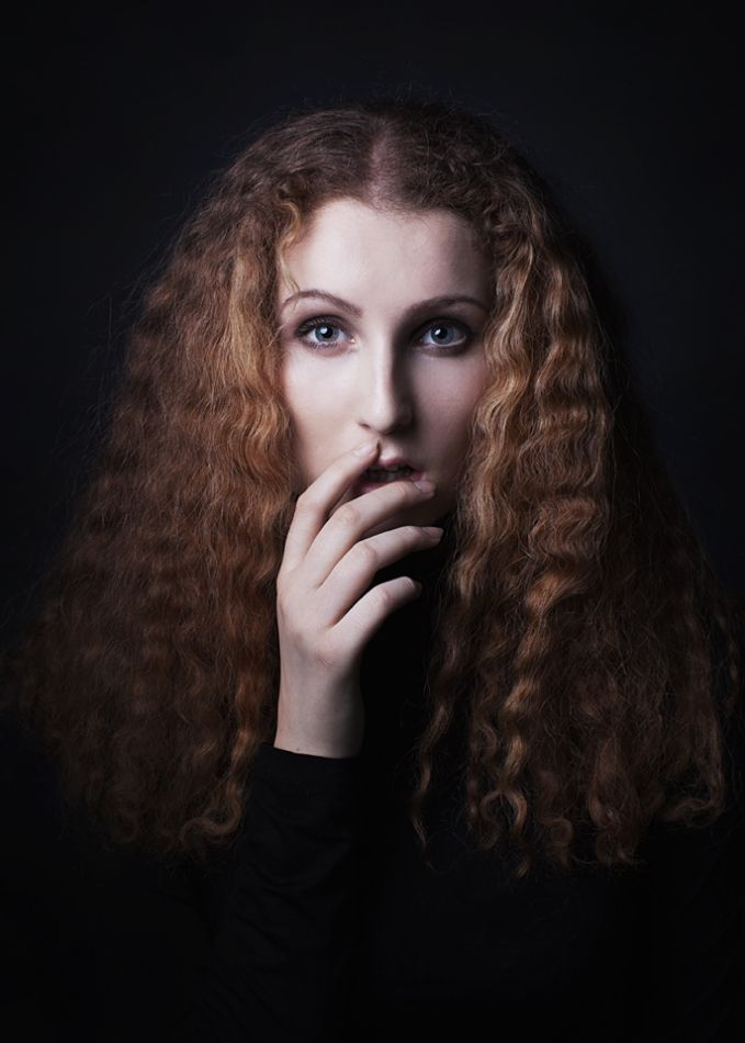 #portrait Julia  phot. Aga Rzymek