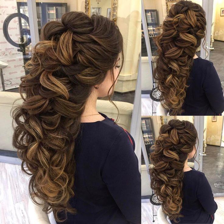 Hair in Elstile | Прическа в Elstile #elstile #эльстиль ✨ ___…