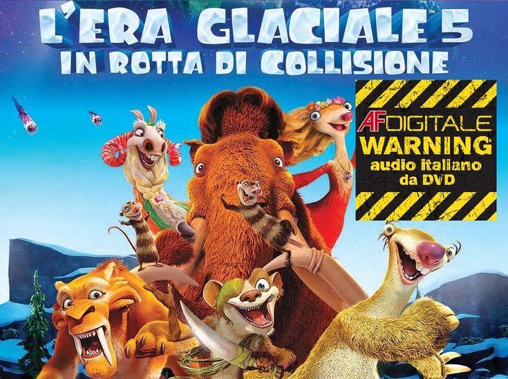 L'era glaciale: in rotta di collisione [UHD - Blu-ray]...