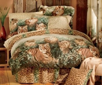 Scenic Twin Comforter Set Deer Creek in Spring Big Book Pt ...