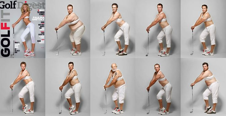 Check out Orlando-based golf photographer Cy Cyr's funny spoof of the controversial Golf Digest cover. http://petapixel.com/2014/04/11/photographer-pokes-fun-controversial-golf-digest-cover-hilarious-fashion/