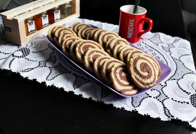 12 iszonyú mutatós, mégis tök egyszerű kétszínű keksz