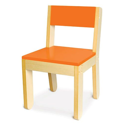 Attractive Pu0027kolino Little One Kidu0027s Desk Chair These Come In Orange Or White.