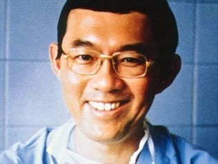 Dr Victor Chang.  ** I still cry when I think of him and how senseless his murder was. His death was a true tragedy for all Australians and he is sorely missed.