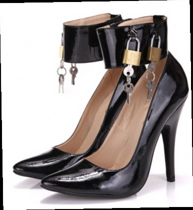 41.28$  Watch now - http://alixxw.worldwells.pw/go.php?t=32351287798 - high heels 2015 autumn shoes sexy high-heeled shoes 12 cm thin documentary shoes CD drag big yards foot ring lock appeal shoes