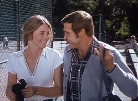 scene from The Bionic Woman with steve austin the six million dollar man----bionic.wikia.com