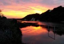 Sundays River Ferry offers Sunset Cruises on the beautiful Sundays River near Port Elizabeth.