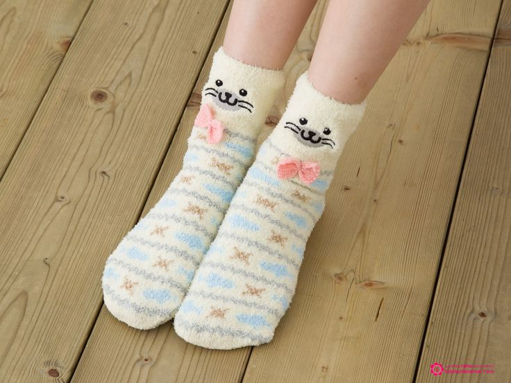 room socks seal JPY340(without TAX)