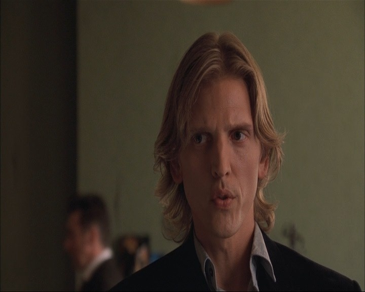 Barry Pepper as Tom Ripley in Ripley Under Ground
