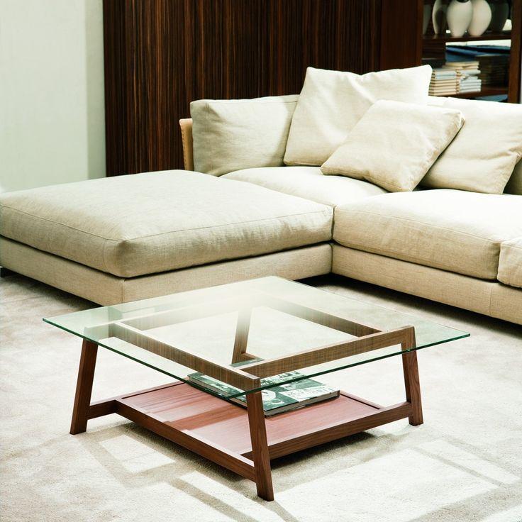 Pacini e Cappellini Rebus Coffee Table Square   Houseology