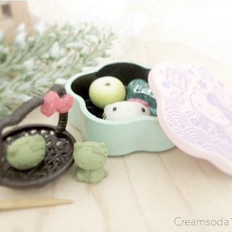 #miniature #kitty #hellokitty #sanrio #kittythailand #dolls #doll #dollhouse #mini #miniature #cute #miniaturetoy #sweet