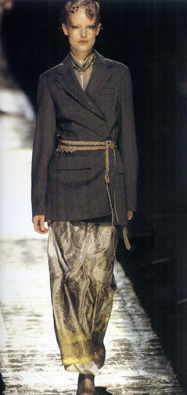 Dries van Noten 1997