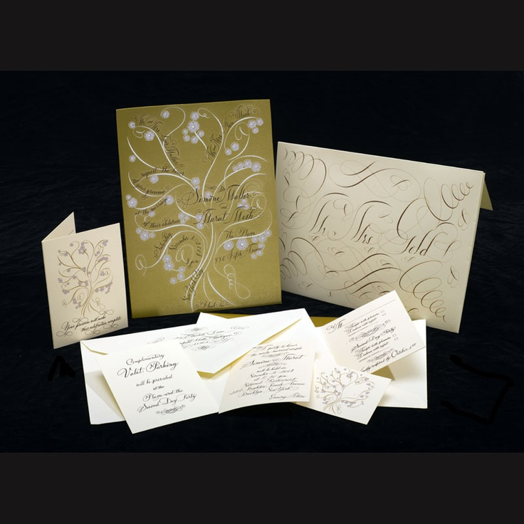Paper For Wedding Invitation: 13-High End Wedding Invitations