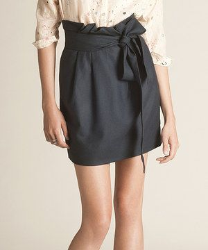 Loving this Navy Blue Mounia Organic Skirt on #zulily! #zulilyfinds