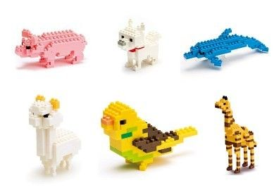 how to make a micro lego lion fish