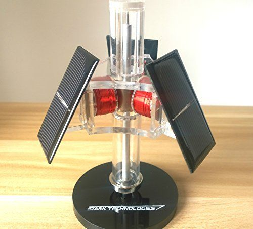 Sunnytech 174 Solar Mendocino Motor Magnetic Levitating Educ