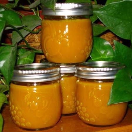 Hot Pepper Butter (Mustard)