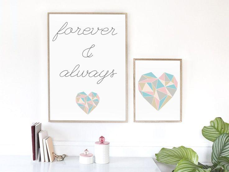 Karten Valentinstag / Free Printable