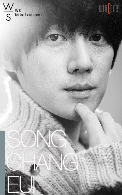 Song Chang Eui | 송창의 | Song Chang Ui | D.O.B 24/1/1979 (Aquarius)