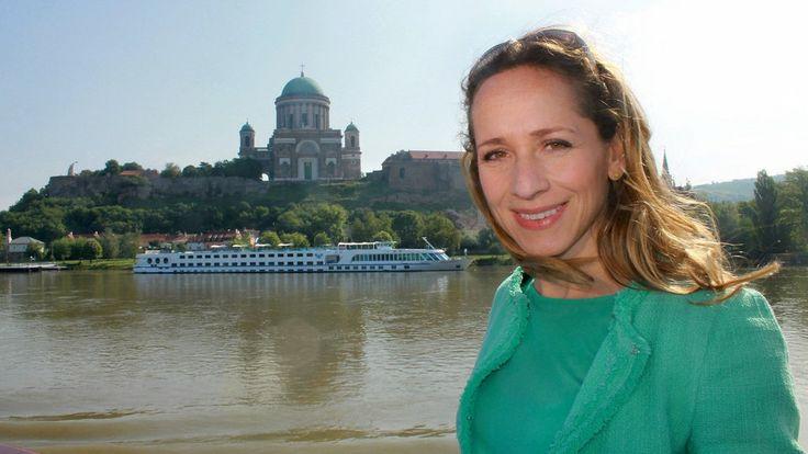 Tamina Kallert unternimmt eine Donaukreuzfahrt