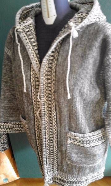 cappotto giacca vintage anni 60 hippy unisex