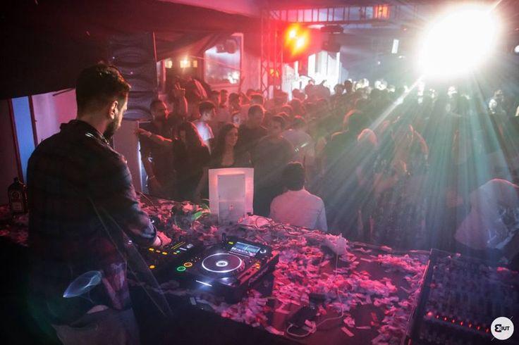 Mahony - NeWorld Party - BlackOut Timisoara