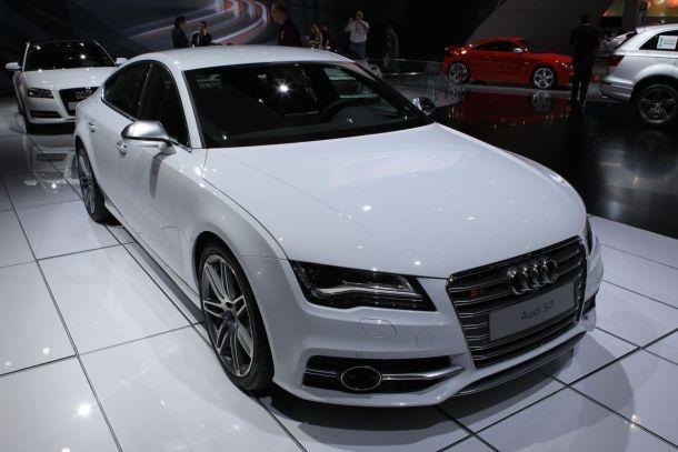 I deserve this Audi S7!