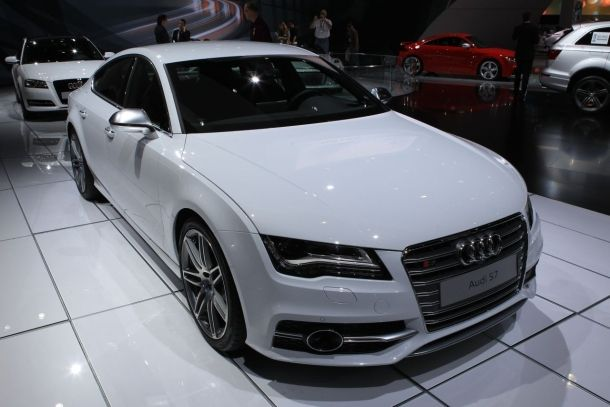yup.. Audi always