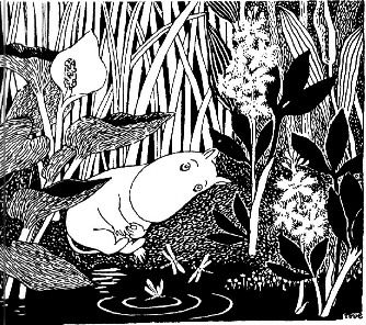 tove jansson the moomins