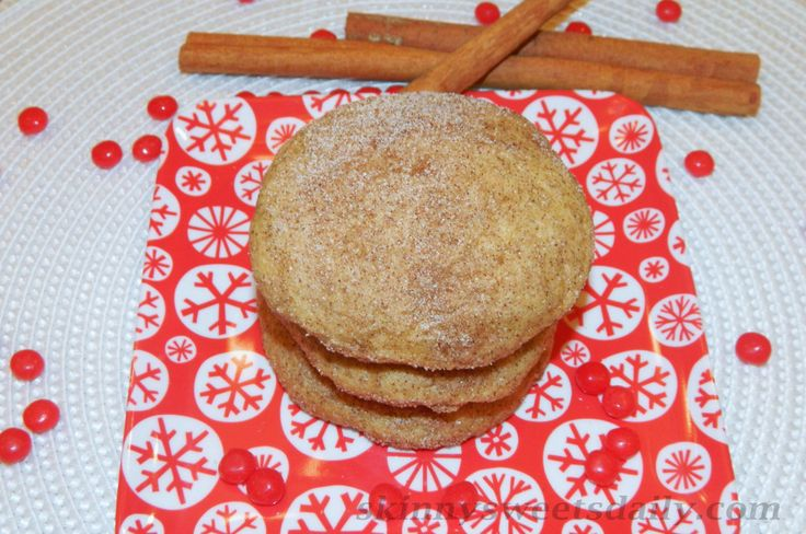 Every year around this time, someone comes up with a great cinnamon or Snicker doodle cookie recipe. My daughter Tori asked if I could come up with a one and how could I say no? So after man...
