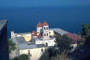 Gonia Monastery, Kolimbari Crete