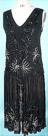 Арт-Деко и вечерняя мода 20-х - Ярмарка Мастеров - ручная работа, handmade