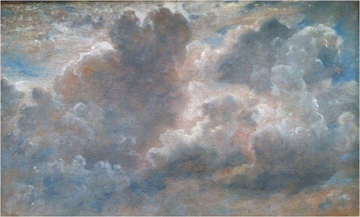 John Constable, 1776 - 1837 Cloud Study, 1822
