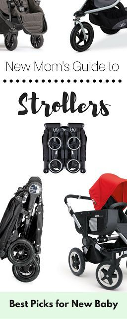 The New Mom's Guide To Strollers; New Mom; New baby; Stroller Guide; Best Strollers 2017; best Strollers; Registry Must Haves; Registry; Bugaboo Donkey; City Select; City Mini; GB pockit; Bob Jogging Stroller
