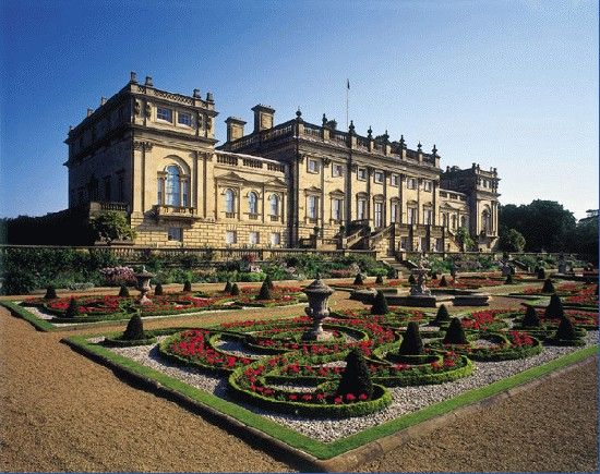 Harewood House, Harewood, England - I spent my 18th here and it was just so perfect (minus the fact we weren't allowed to take any photos inside. Outside was fine but inside, a completely different matter).