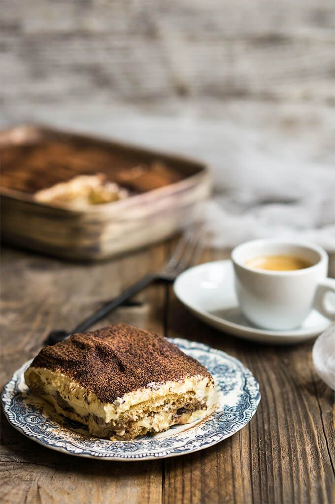 Classic Italian tiramisu - possibly the best tiramisu you'll ever taste - it's so luscious, soft and airy, with the perfect balance of bitter and sweet.