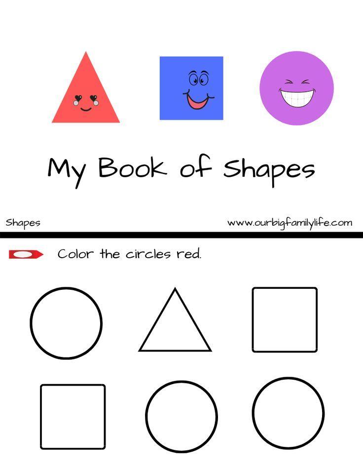 Pin On September Homeschool Triangle worksheet for kindergarten