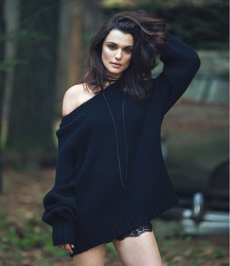 Smile: Rachel Weisz in The Edit Magazine August 25th, 2016 by David Bellemere