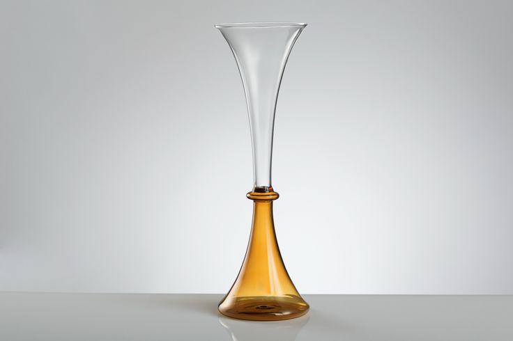 ELEMENTAL Vase - handmade glassware - interior decoration >> shop on www.gabrielaseres.com